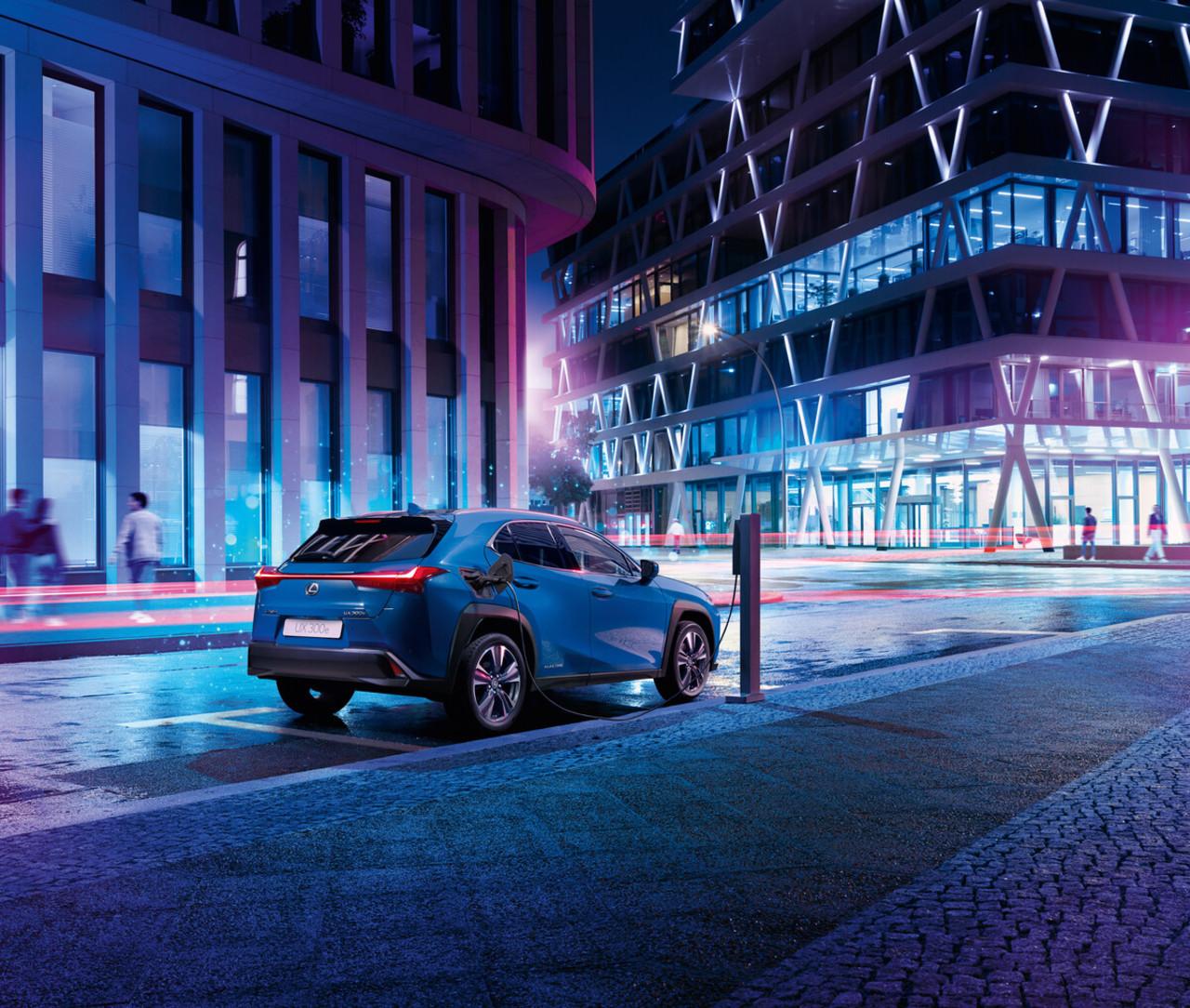 Lexus mit bestem Quartal aller Zeiten in Deutschland