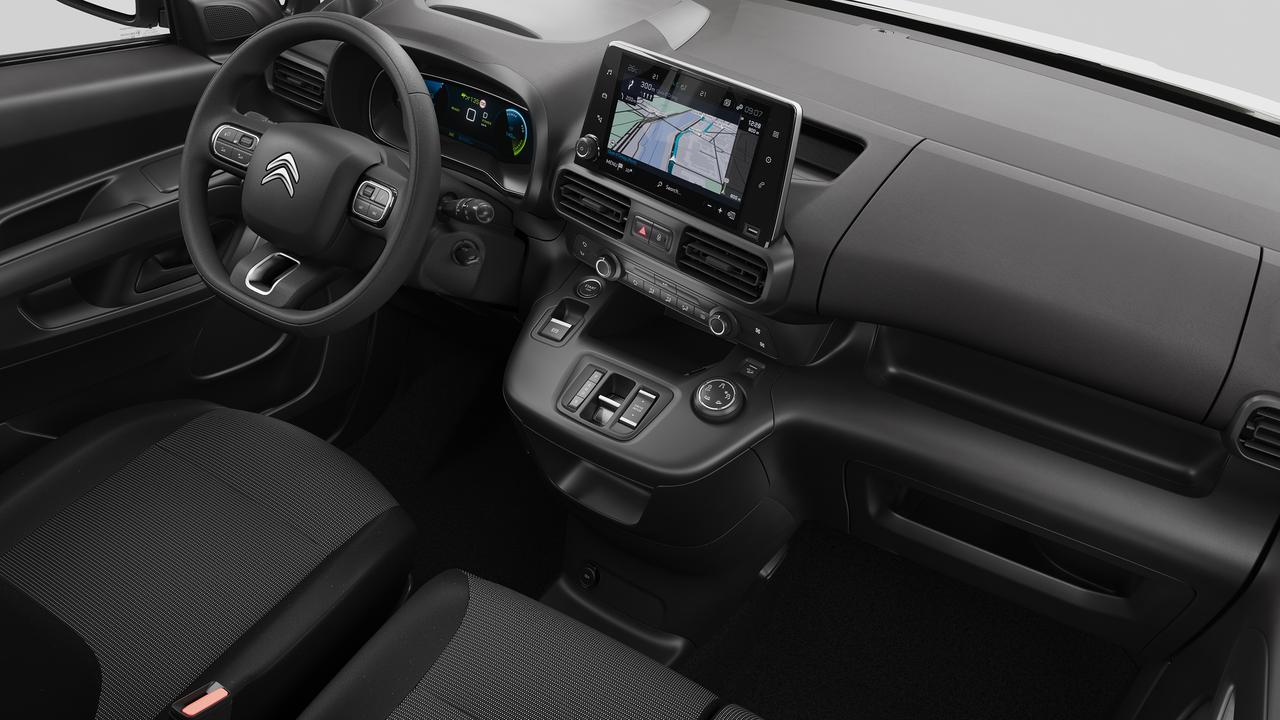 Neuer Citroën ë-Berlingo Kastenwagen: Praktisch, variabel und elektrisch.