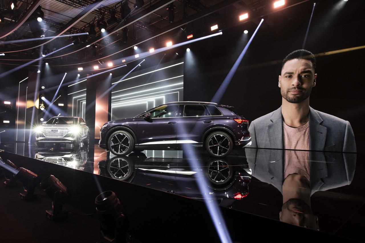 Elektrisierend: die Online-Weltpremiere des Audi Q4 e-tron