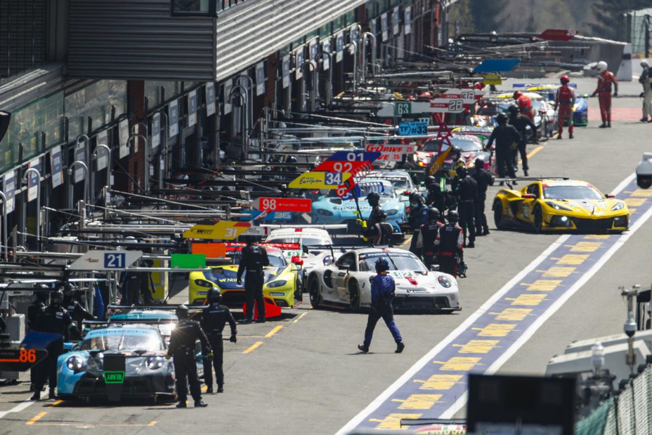 Porsche souverän zum Saisonauftakt in Belgien (Rennen GTE, WEC)