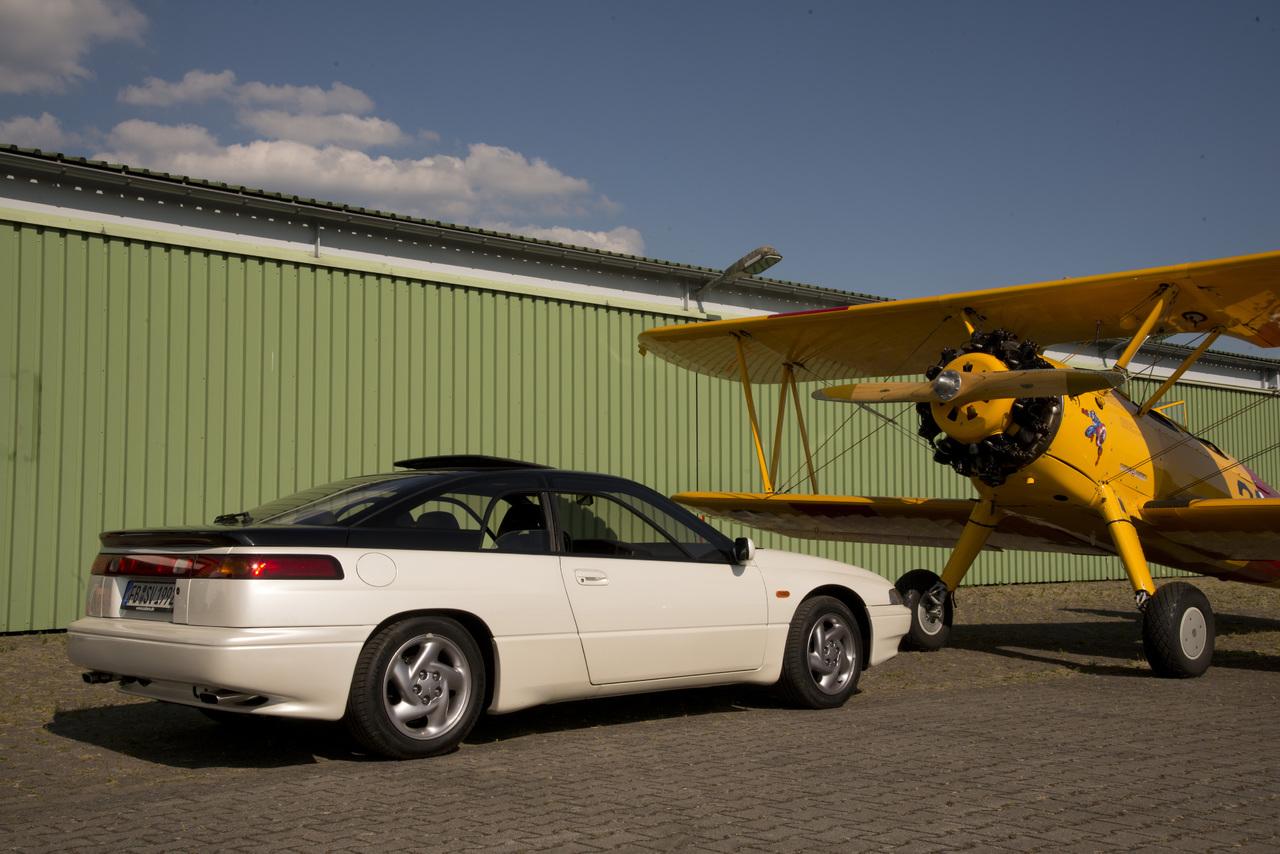 30 Jahre Subaru SVX: Mit dem Mut zum Futurismus