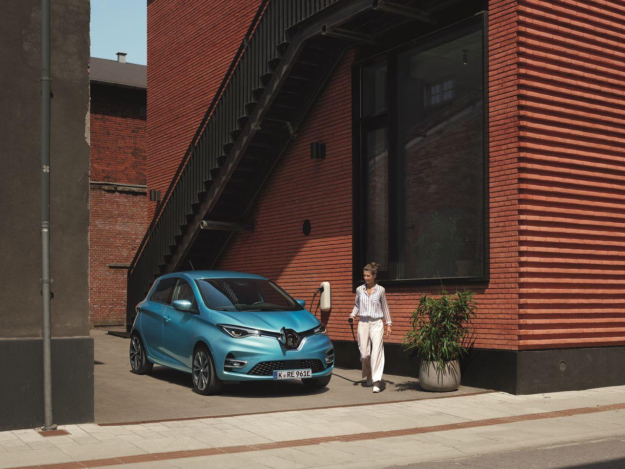 Rendez-Vous Renault E-Tech - bundesweiter Tag der offenen Tür am 25. September.