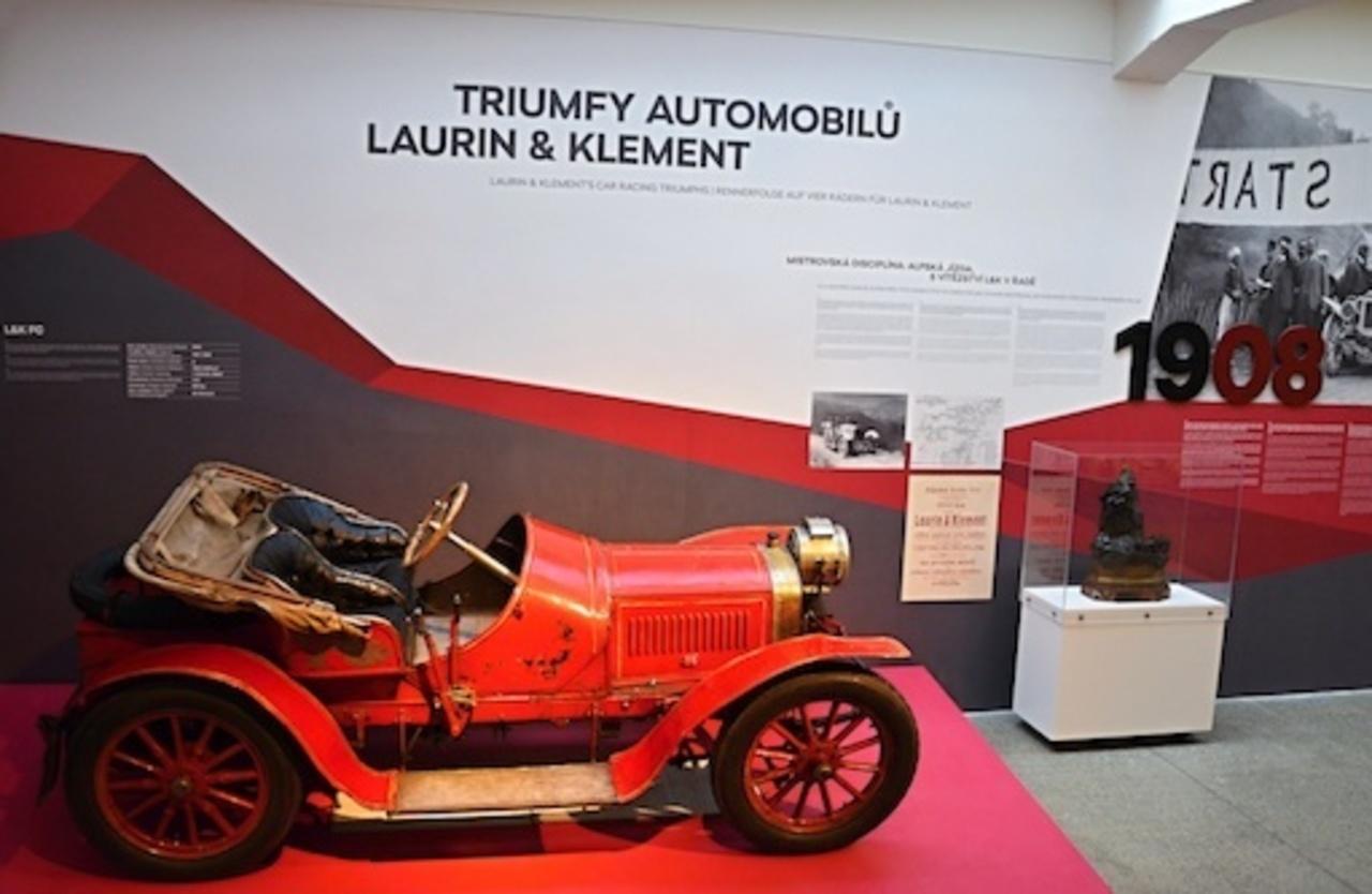 Neue Sonderausstellung im ŠKODA Museum: 120 Jahre ŠKODA Motorsport.