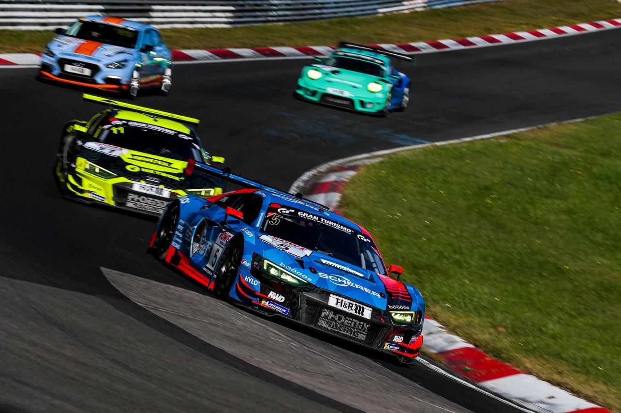 Elf weitere Titel für Audi Sport customer racing.